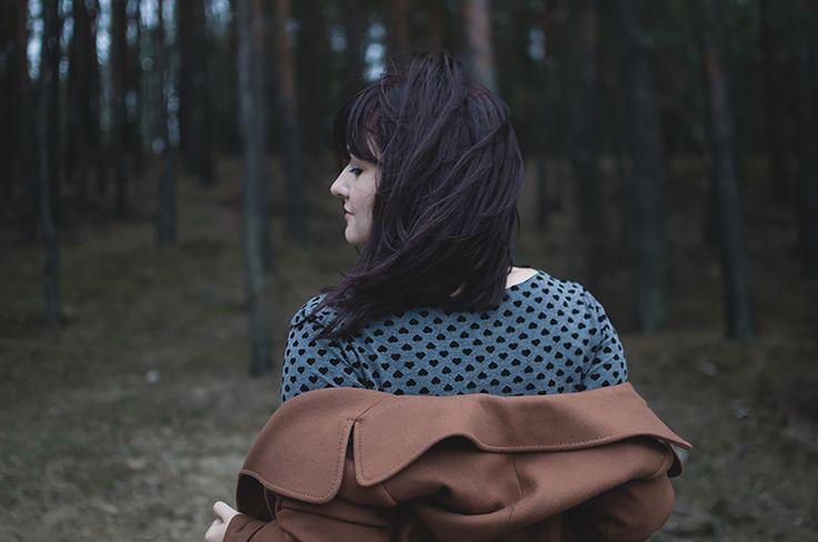 Stylish Fridays: historia wełnianego płaszcza - Moaa.pl | Blog podszyty kobiecością