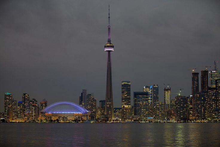 Toronto lights, Ontario- Canada