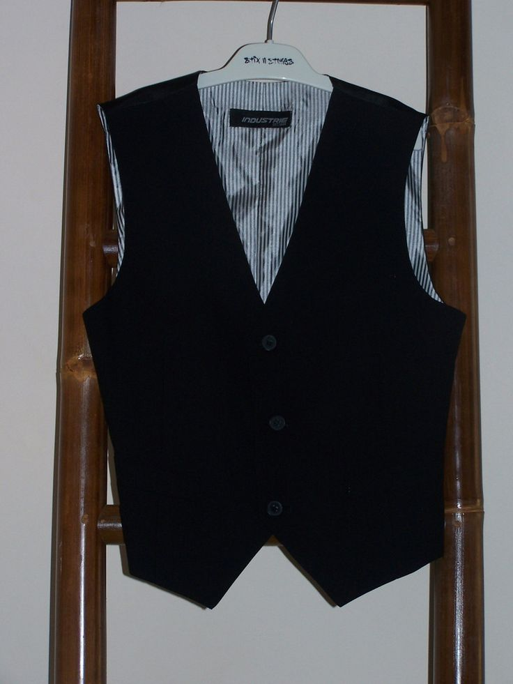 Industrie Boy's Vest