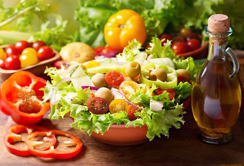 Mediterranean diet may prevent heart disease, type 2 diabetes and reduce brain cell loss