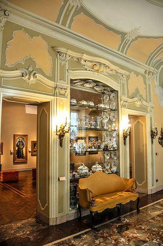 Poldi Pezzoli Museum Milan Italy