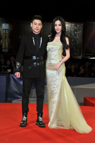 """Angelababy Yang - """"Tai Chi O"""" Premiere - The 69th Venice Film Festival"""