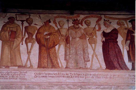 La Danza Macabra, Pinzolo
