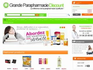 Parapharmacie discount