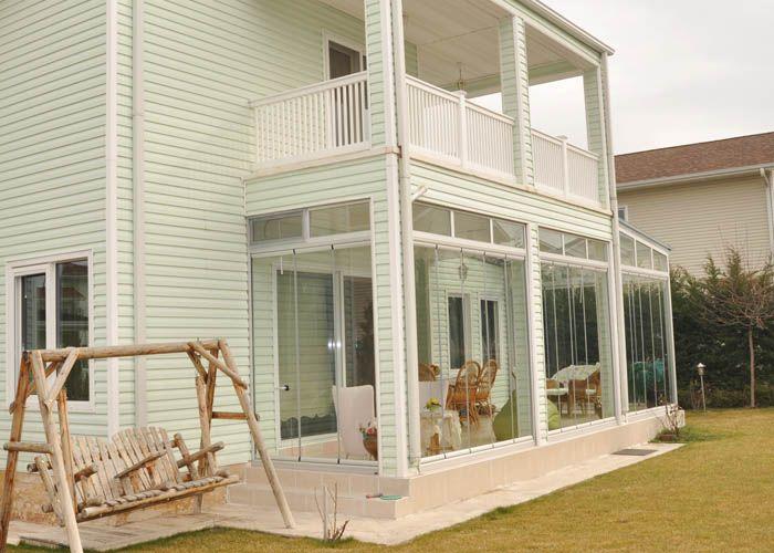10 best balcones acristalados sin perfiles con encanto - Balcones con encanto ...