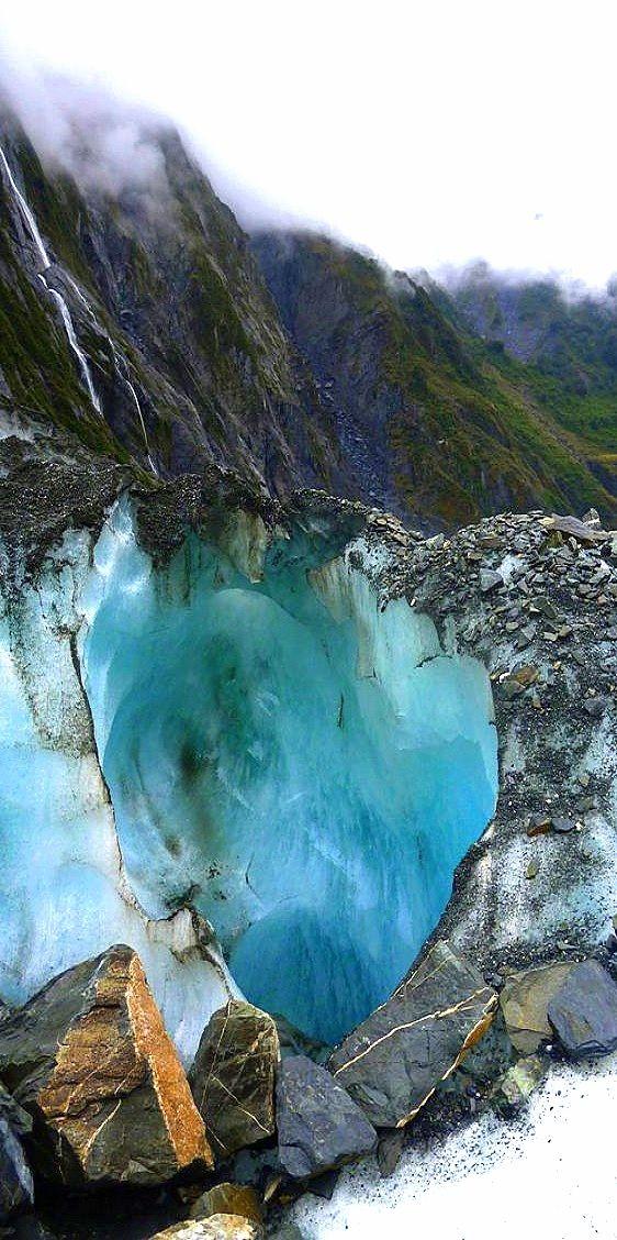 Franz Josef Glacier, Isla Sur, Nueva Zelanda