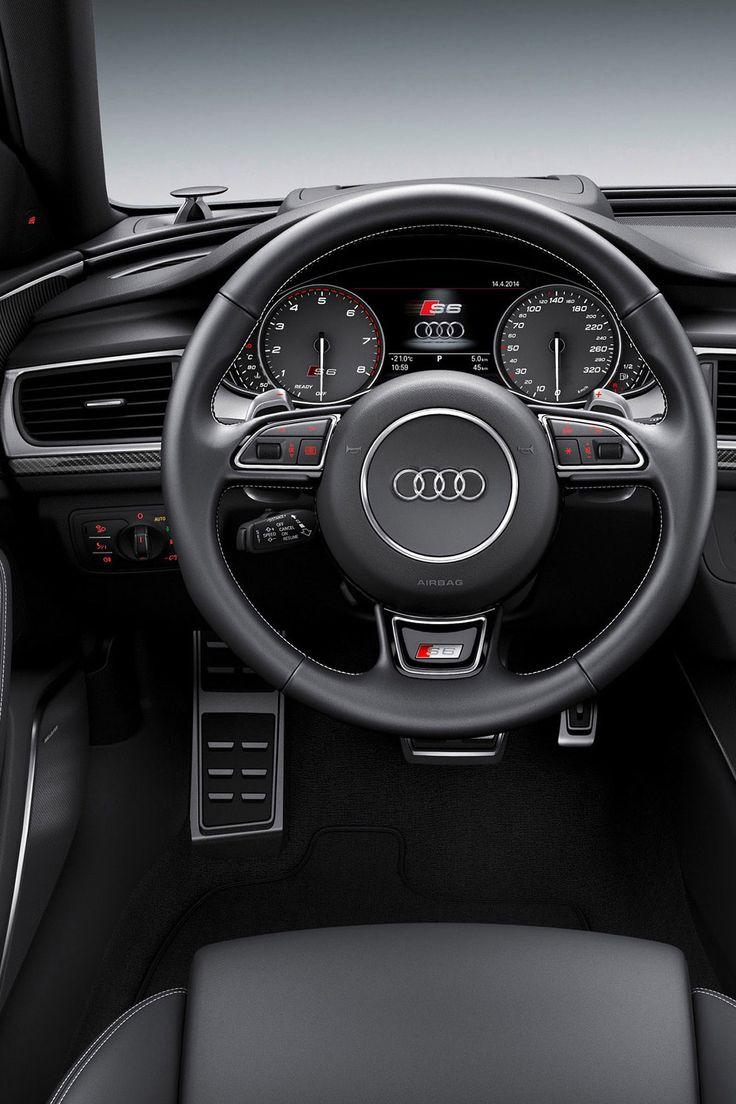Audi S6 (2016) V8 T Interior