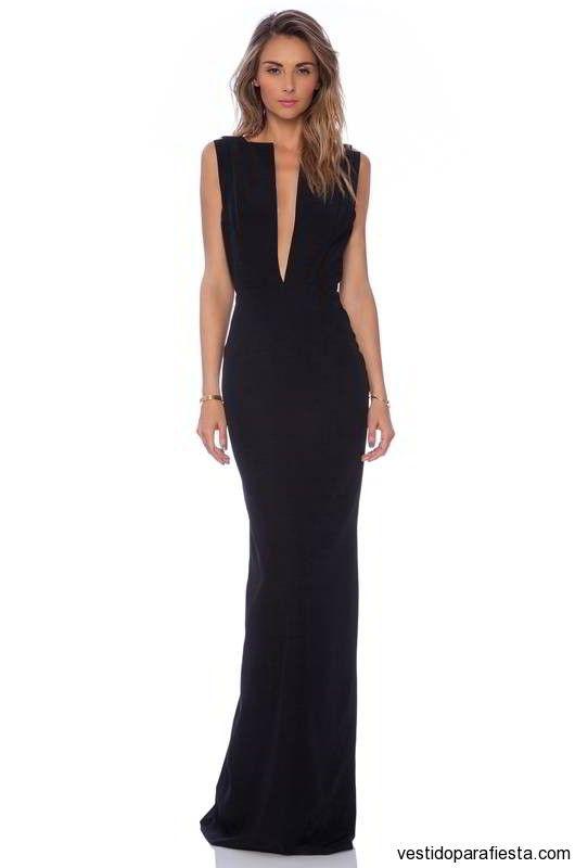 Maxi vestidos escotados para fiesta de noche 2014 – 27 - https://vestidoparafiesta.com/maxi-vestidos-escotados-para-fiesta-de-noche-2014/maxi-vestidos-escotados-para-fiesta-de-noche-2014-27/