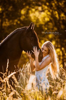 Pferde & Menschen – Mohnblümchen Fotografie
