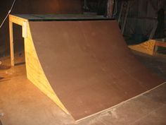 Free plans for every kind of skateboard ramp you could ever want... step by step photos, price estimates, and videos.