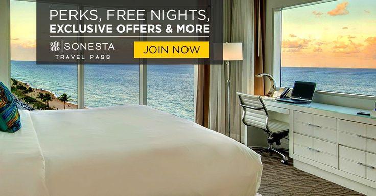 Sonesta French Quarter Hotels | Sonesta Bourbon Orleans Hotel