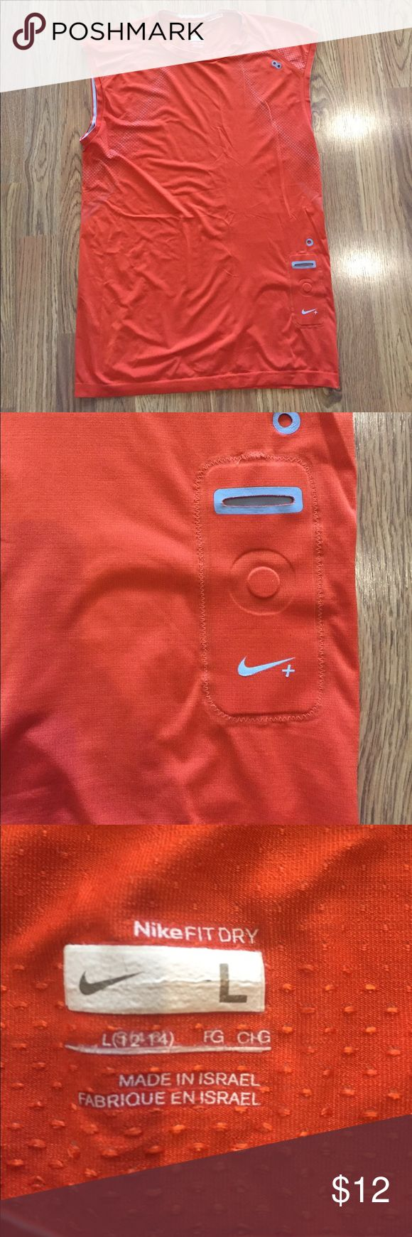 Nike dri fit Muscle shirt Boys. Great condition Shirts & Tops Tank Tops