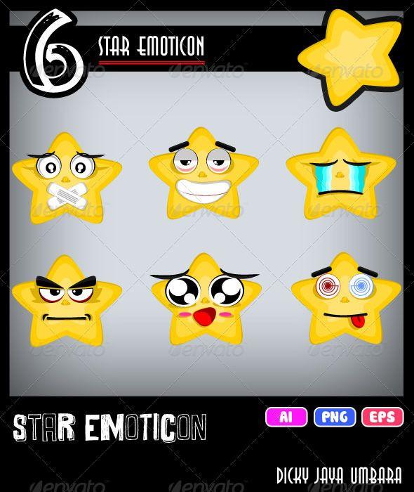 Star emoticon