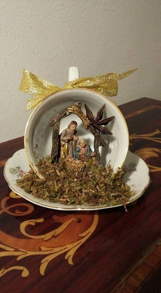 Resultado de imagem para decoração natalina artesanal