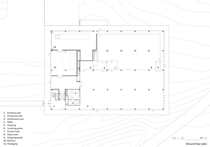Production Hall Grüsch / Barkow Leibinger