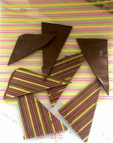 TUTORIAL: TRANSFERS PARA CHOCOLATE