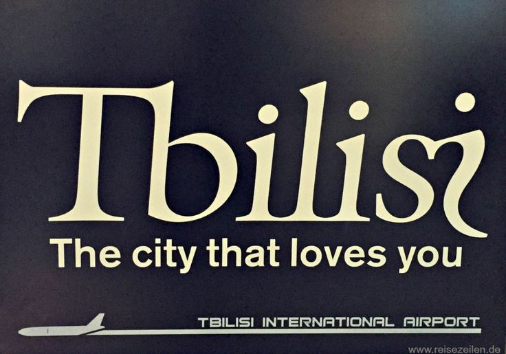 Georgien - Hauptstadt - Tbilisi The city that loves you - Reisen - Reisetipps