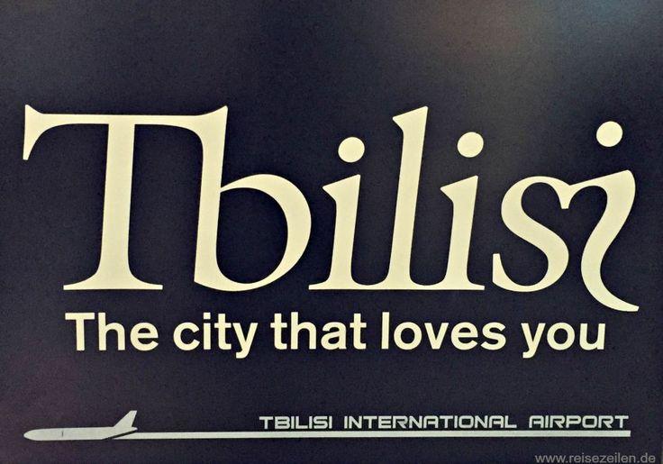 Georgien - Hauptstadt - Tbilisi The city that loves you - Reisen - Reisetipps