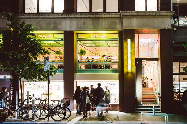 Мексиканский ресторан Flinders Lane: смелый и игривый дизайн