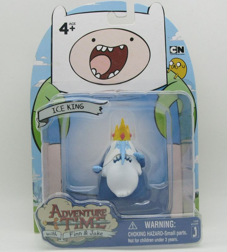 Adventure Time 2 inch Action Figure Ice King //Price: $10.90 & FREE Shipping //     #actionfigurecollectors