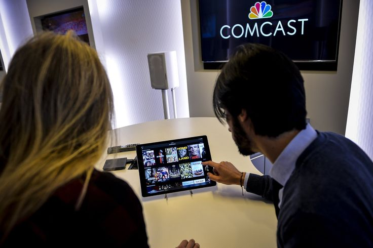 Comcast hopes to launch an NBC-focused streaming TV service