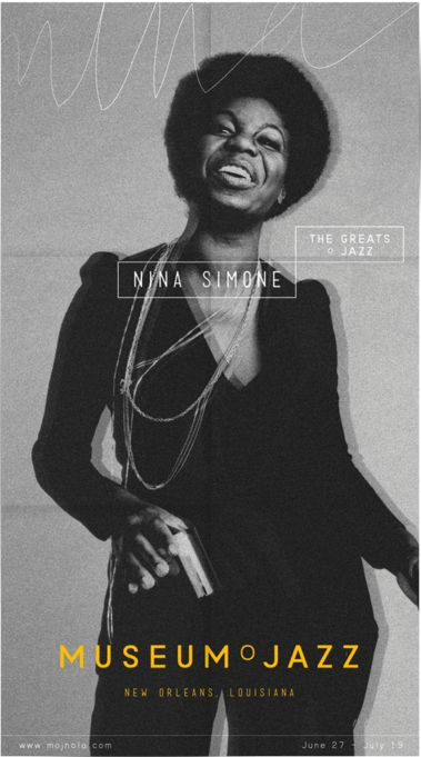 Nina Simone-how we love her earthy songs and powerful spirit! Zora would certainly have been a fan-that I am confident of!
