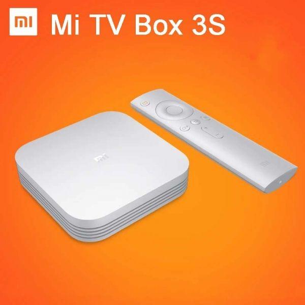 #Xiaomi #Mi #Box 3 Enhanced #Android 5.1 OS 4K 2GB + 8GB 2.4G/5G #Wifi #TV #Box #White