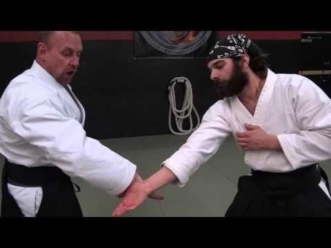 NODOTSUKIAGE - TenShin Aikido