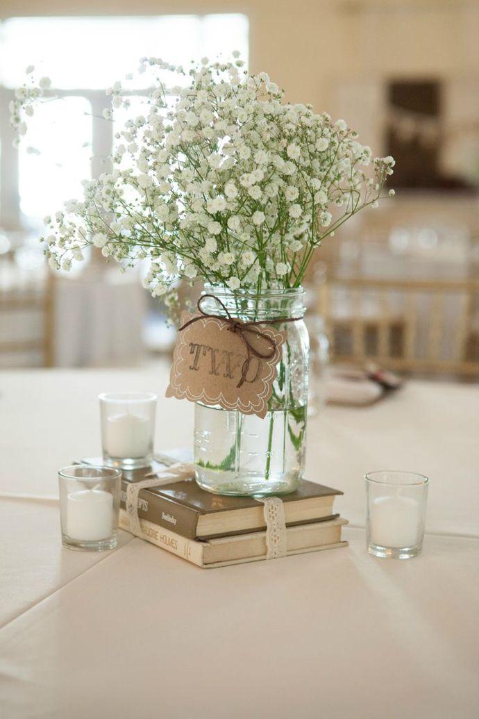 Pentru nun?i rafinate ?i delicate: Aranjamente florale cu floarea miresei | http://nuntaingradina.ro/pentru-nunti-rafinate-delicate-aranjamente-florale-cu-floarea-miresei/