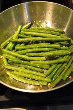 In the kitchen with Long Beans:    Chinese Long Beans, Sautéed Chinese Long Beans Recipe, Green Bean Recipes