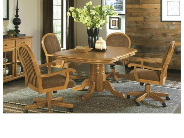 Dining Room Chairs, Dining Room Chairs With Casters