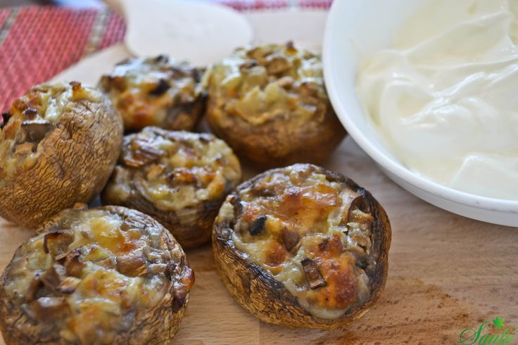 Vino la Sante Food sa savurezi ciupercute umplute pline de gust si sanatate!