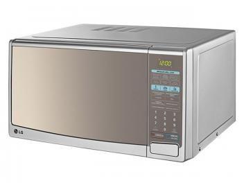 VENDO Micro-ondas LG Mirror Grill MH7049C - 30L Possui Menu Brazilian Cook R$499,00