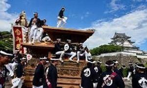 大阪岸和田だんじりまつり|全国のお祭り