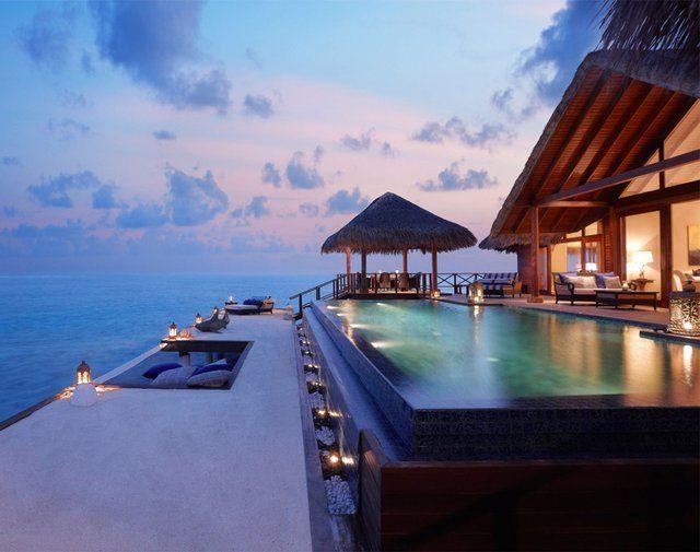 Taj Exotica Resort and Spa @ Maldives