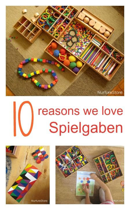 Spielgaben are fantastic wooden toys and play resources. Great for creative learning, math play, construction... Read the review and grab the Early Bird offer.