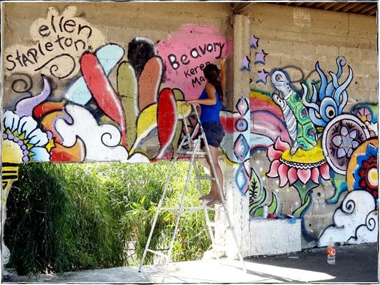 Beavory Mural