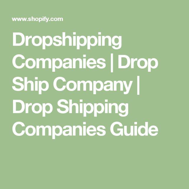 Dropshipping Companies   Drop Ship Company   Drop Shipping Companies Guide