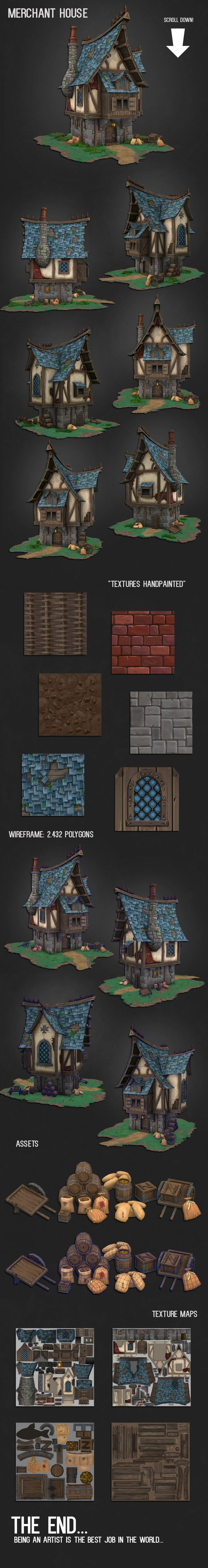 What Are You Working On? 2014 Edition - Page 274 - Polycount Forum