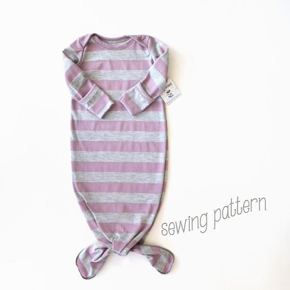 This is a PDF sewing pattern, you will be able to instantly download from your computer. You will not be sent any actual product. (We have had some confusion!) :)  Hello,  So I finally got my gown pattern done after so many requests for it. It is such a basic pattern with only 10 steps for the sewing. Even if you are just starting with knits you can do this. I used my sewing machine for the whole project. I love how simple it is, it makes me think of a blank canvas, I can add whatever I…