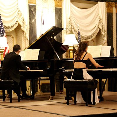 United States International Duo Piano Competition Jan. 6-8