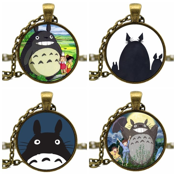 Totoro Bronze Necklace  Join us if you like Totoro  Totoro Bronze Necklace  $ 9.90   ✈️FREE Shipping Worldwide  | 2000+ Products  Shipped Worldwide | Refund Guarantee |  See more pic in www.totoroshop.co  〰〰〰〰〰〰  #totoro #totoroshopco #japan #ghibli #freeshipping #toys #gift #cosplay #love #life #anime #cute #nice  #girls #japanstyle