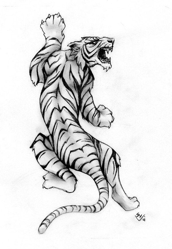 13 Best Tiger Tatoos Images