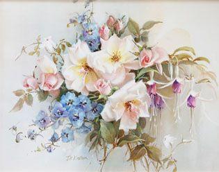 Embroidery Panels | Di van Niekerk
