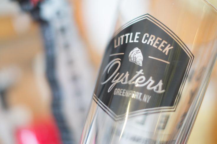 Little Creek Pint Glass