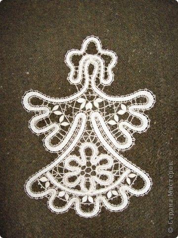 Поделка изделие Плетение на коклюшках Мои плетушки Нитки фото 3