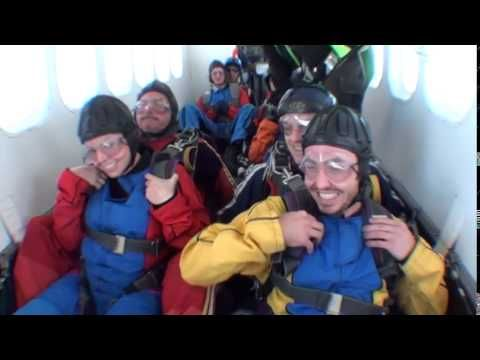 North London skydiving – tandem skydive experiences Cambridgeshire