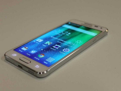 Latest Samsung Phones in india: The Samsung Galaxy Alpha