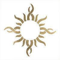small sun tattoo - Google Search