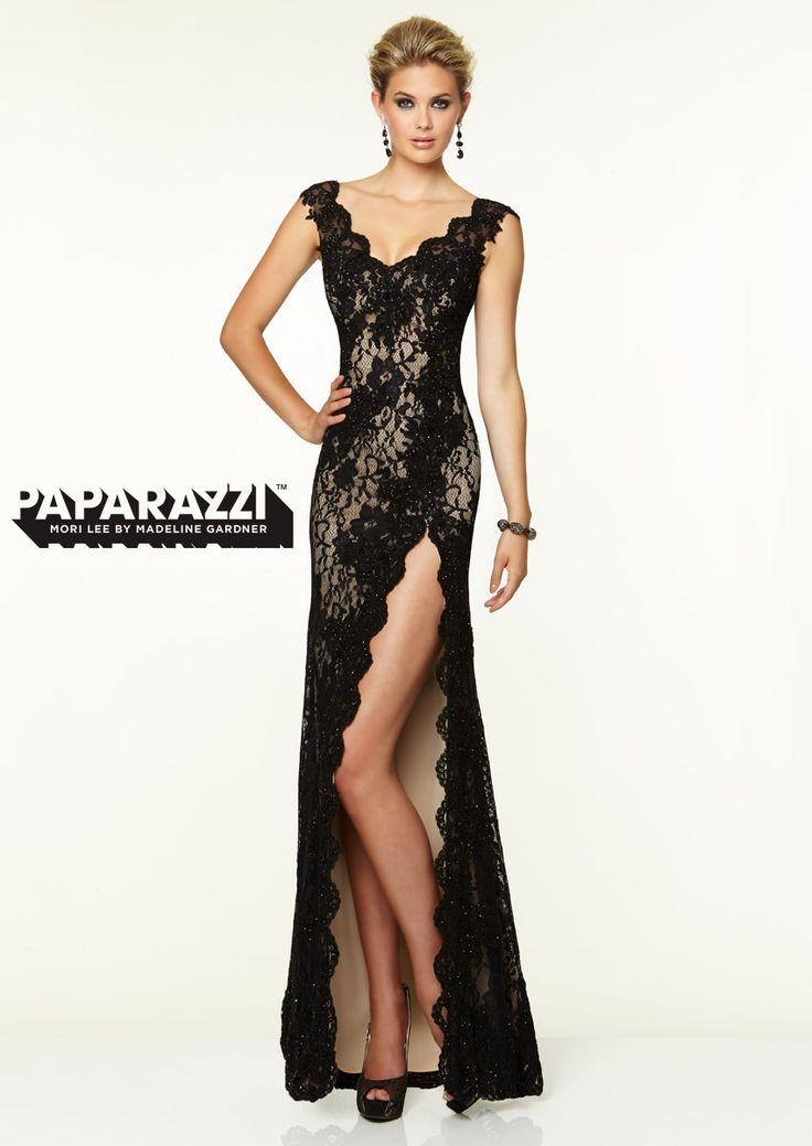 Champagne Black Prom Dress – fashion dresses